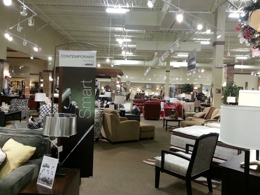 Ashley furniture homestore furniture stores manassas for K furniture mall karur