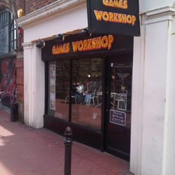 Games Workshop, Brighton