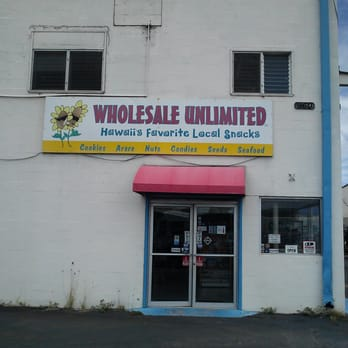 Wholesale Unlimited, Inc. - for healthy hawaiian snack foods and dried fruit, visit grinabelel.tk enjoy mochi, wasabi peas, japanese snacks, crack seed, arare and bulk candy.