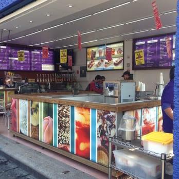 El kiosko de coyoac n 14 fotos helados y yogurt helado for Chocolates azulejos sanborns precio