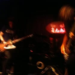 The Cat Club - West Hollywood, CA, États-Unis. After totally rockin it!