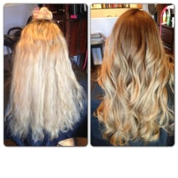 Hairchitects salon 485 photos hair salons 1645 s for 2 blond salon reviews