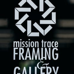 Mission Trace Framing & Gallery logo