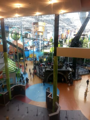 Mall of america geschäfte