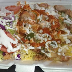 York and 69th Halal Cart - Chicken over rice - New York, NY, United ...