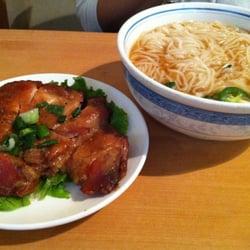 Pho Garden Five Spiced Chicken W Ramen San Francisco