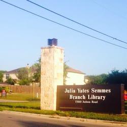 Julia Yates Semmes Library logo
