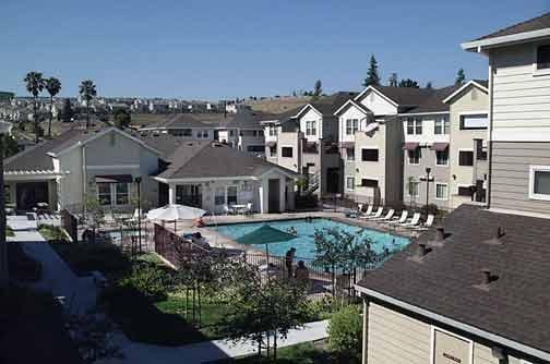 Parkside Apartments San Jose