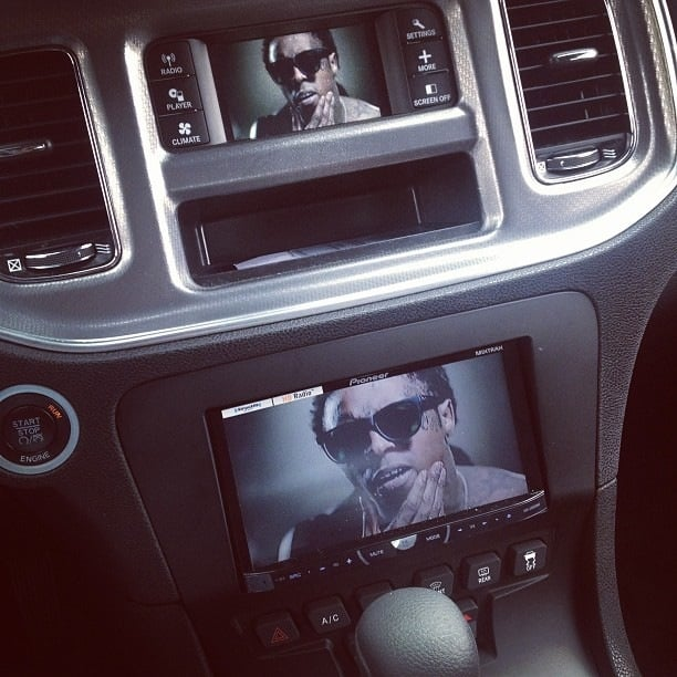 Dodge Charger 2013 Double Din Install and added video to ...