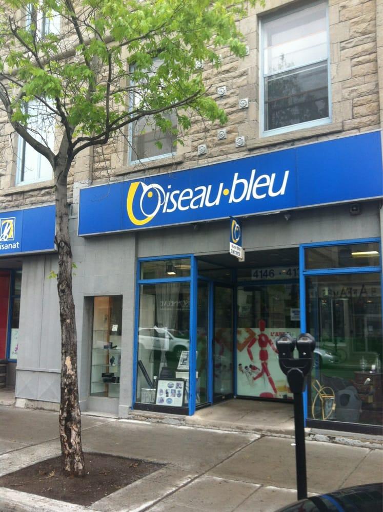 l oiseau bleu magasin de loisirs mercier hochelaga maisonneuve montr al qc canada avis. Black Bedroom Furniture Sets. Home Design Ideas