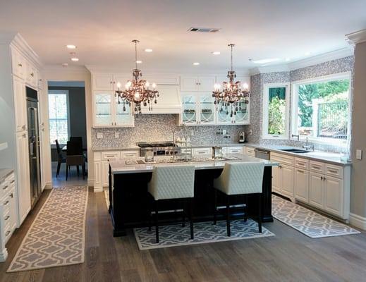 Jamie?s Kitchen Cabinets and Bath  Contractors  Rosemead, CA