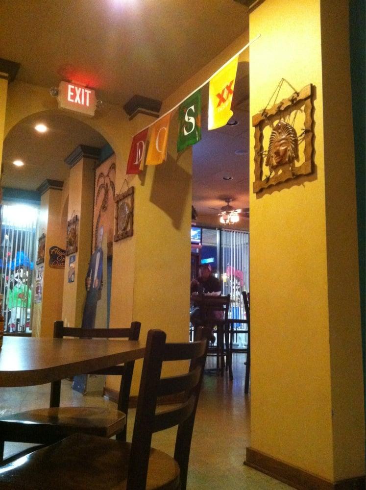 Mexican Restaurants Near Robinson Pa