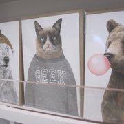 my favourite is the bubblegum bear :OD