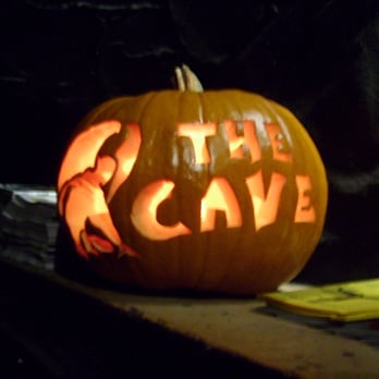 The Cave an Halloween