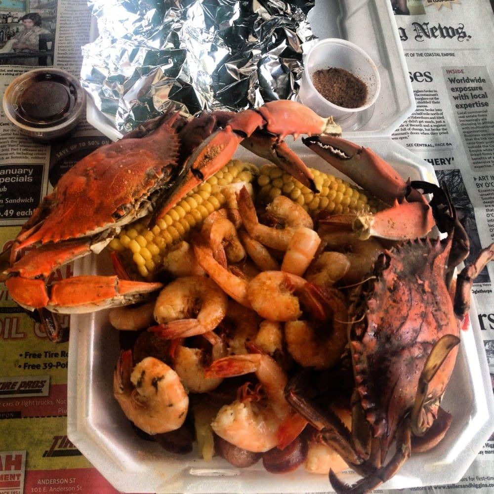 Charlie teeple sea products closed seafood markets for Fish market savannah ga