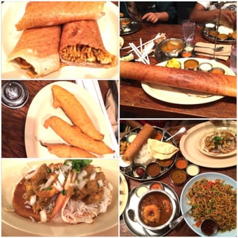 The Chennai Club - Too much food ! - San Mateo, CA, United States