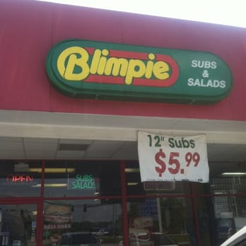 The first Blimpie store opened on May 16, , in Hoboken, New Jersey. By mid, there were about 2, Blimpie outlets in operation, located in 47 states and in 15 other countries. Blimpie does not own many stores corporately, but relies on revenue from franchises.