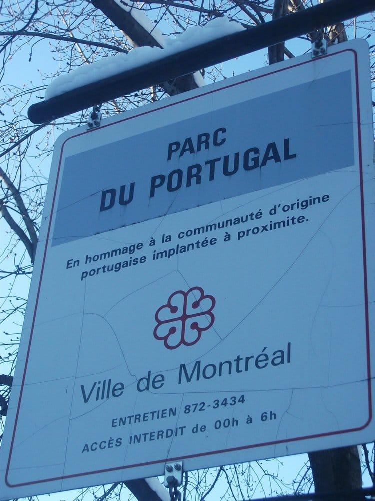 Parc de Portugal Montreal Parc du Portugal Montréal