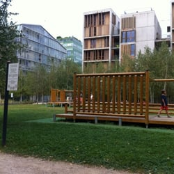jardin d erevan 10 photos parc confluence lyon avis yelp. Black Bedroom Furniture Sets. Home Design Ideas