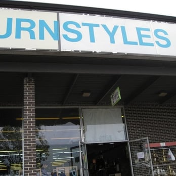 Turnstyles Thrift Store Charity Shops 9750 W 87th St