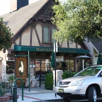Transilvania Romanian Restaurant CLOSED Restaurants 330 N Santa Cruz Av