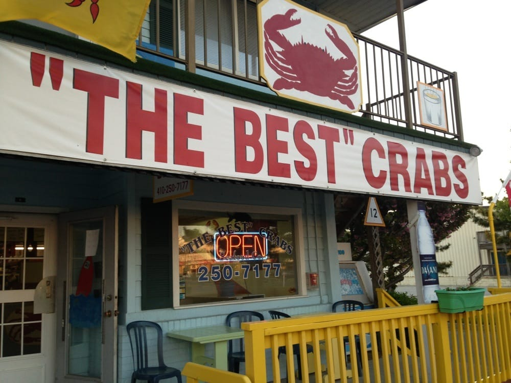 Best crabs seafood markets ocean city md united for Fish market maryland