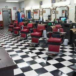 Town Square Barber Shop - Houston, TX, United States. Since 1969
