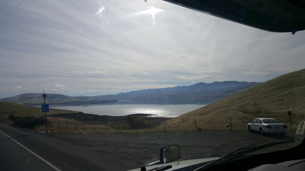 for San luis reservoir fishing