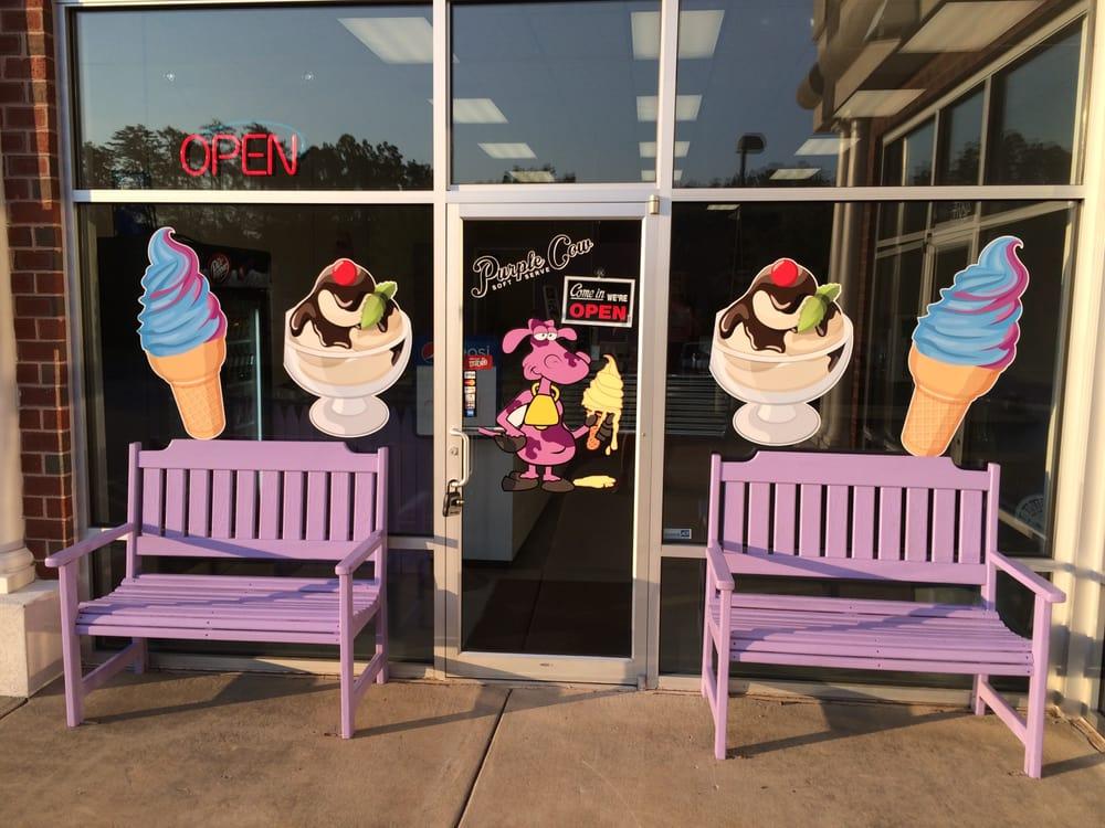 Purple Cow Ice Cream & Deli