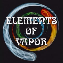 Elements of Vapor logo