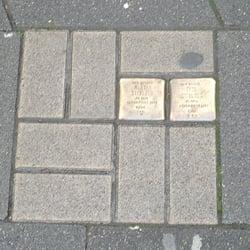 Stolpersteine an der Malzmühle Köln