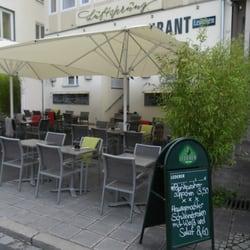 Luftsprung, Nuremberg, Bayern, Germany