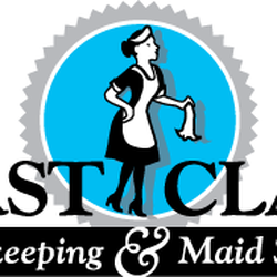 First Class Housekeeping & Maid Service logo