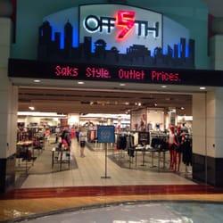 Saks Fifth Avenue OFF 5TH, Dallas