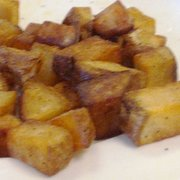 Sugar Cube - Los Angeles, CA, États-Unis. The best breakfast potatoes on Planet Earth!   ANYTIME!