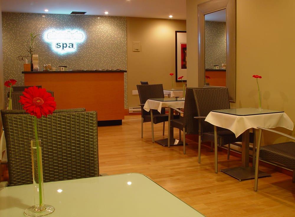 Absolute spa 14 photos massage west end vancouver for A salon vancouver