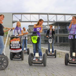 Movingaction Segway Tours & Events, Berlin