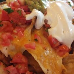 Costa Vida- Meridian - Meridian, ID, États-Unis. Chicken nachos
