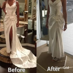 Expert one hour alterations 1 houston tx united for Wedding dress alterations houston