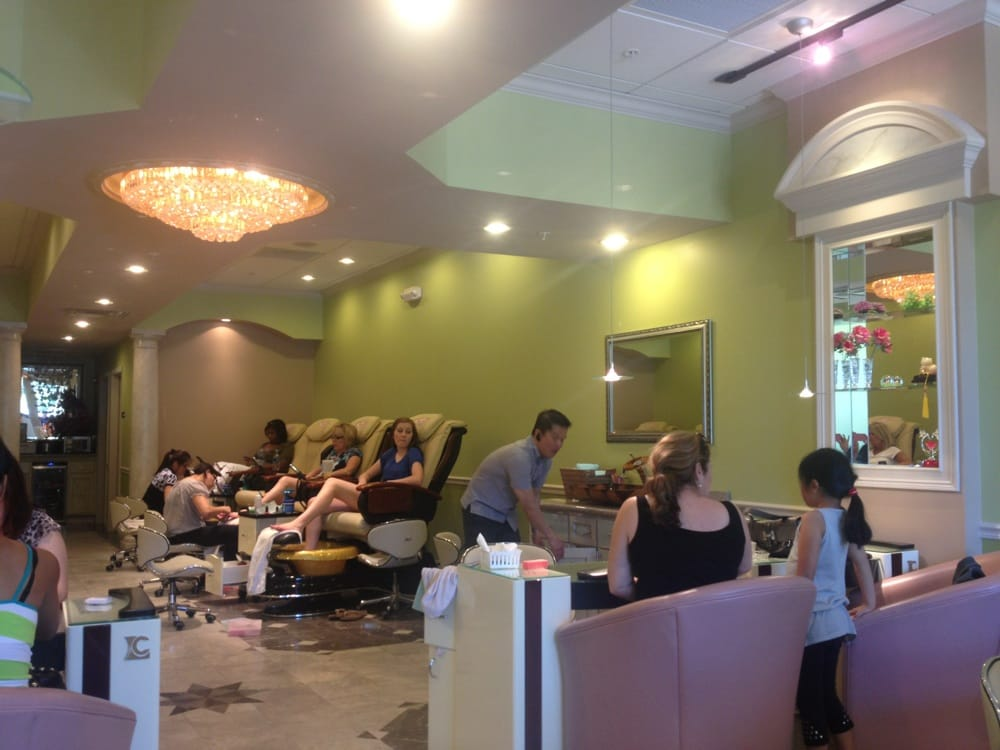 Serenity nails spa nail salons fairfax cincinnati - Cincinnati hair salons ...