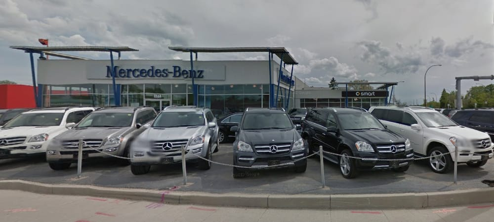 Mercedes benz winnipeg car dealers winnipeg mb yelp for Mercedes benz dealers in south florida