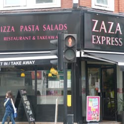 Zaza Express, London