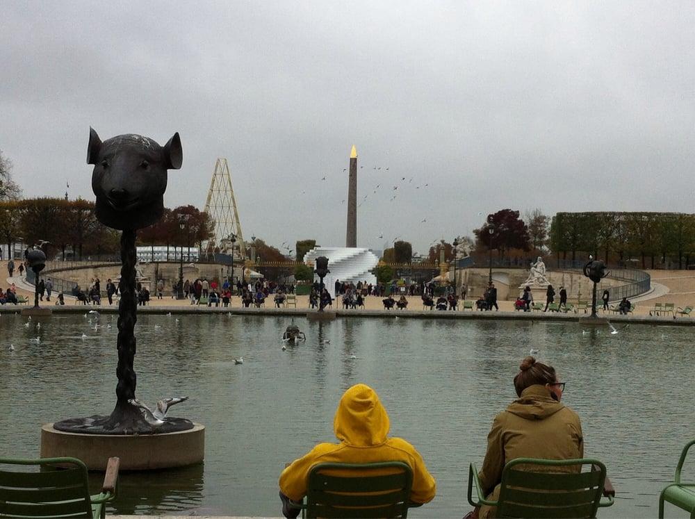 Fiac 2015 yelp for Fiac 2015 jardin des tuileries