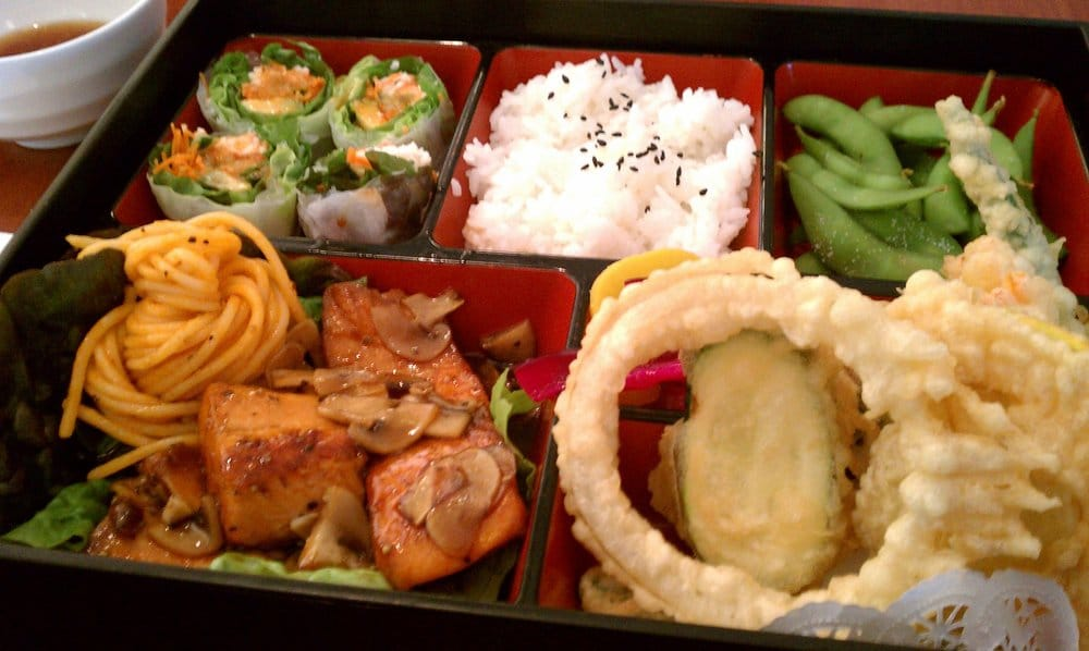 Shinjuku bento box yelp - Shogun japanese cuisine ...