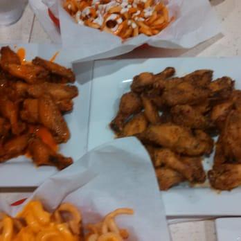Hot Wings Cafe Sherman Oaks Ca
