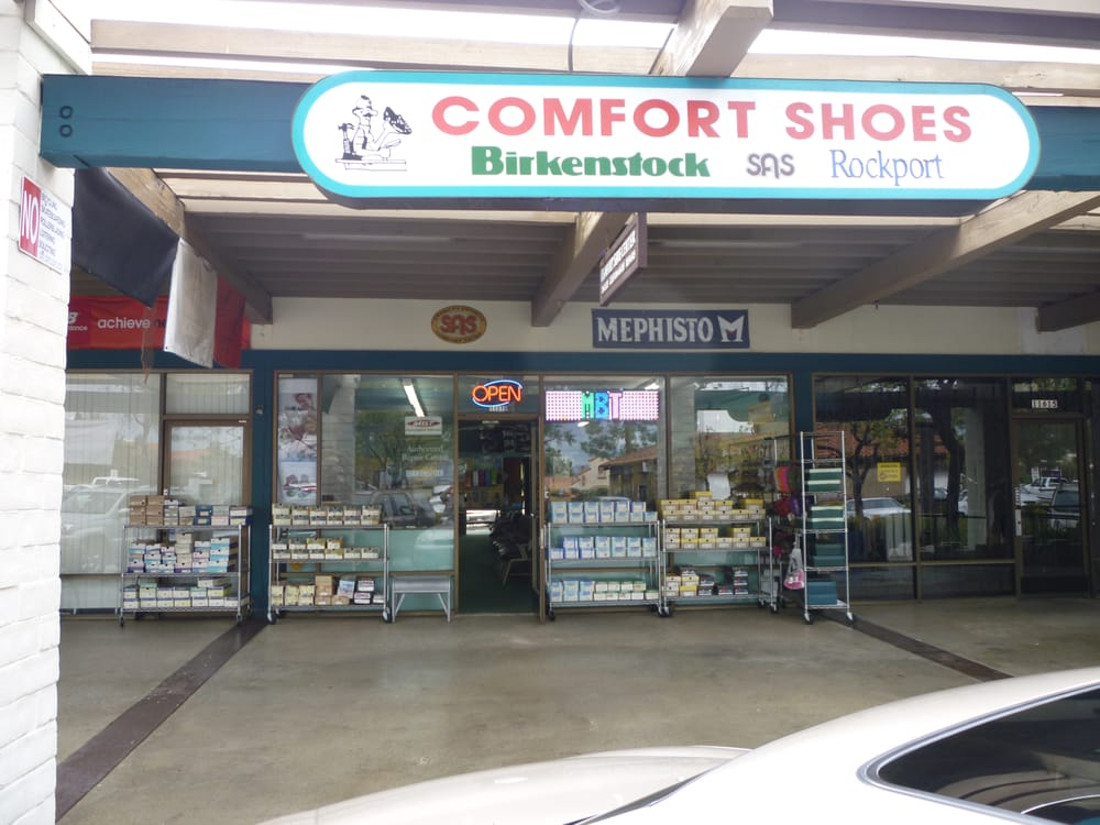 Sas comfort shoe center shoe stores san diego ca yelp for Nearby boutiques
