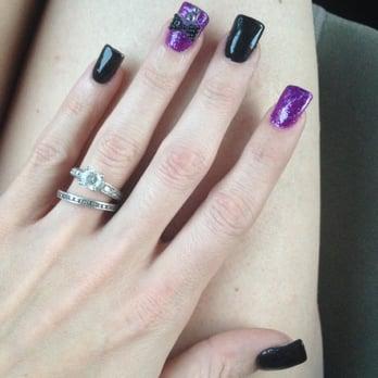 Pink n white nail spa 130 photos nail salon for 24 nail salon las vegas