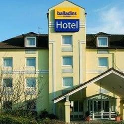 balladins Superior Hotel Köln Airport, Troisdorf, Nordrhein-Westfalen