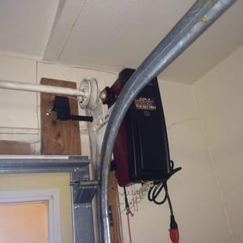 Sam s garage doors 65 photos garage door services for Best garage door motors