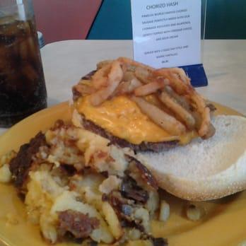 You won't find a better image of pamela diner potatoes